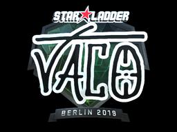 Наклейка | TACO (металлическая) | Берлин 2019