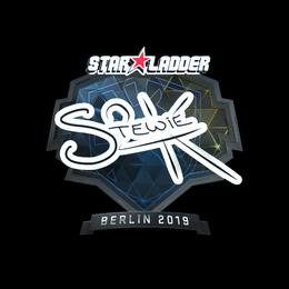 Stewie2K (Foil) | Berlin 2019