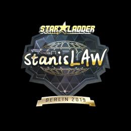 stanislaw (Gold) | Berlin 2019