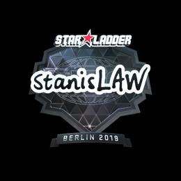 stanislaw (Foil) | Berlin 2019