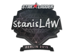 Sticker | stanislaw | Berlin 2019