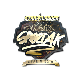 speed4k (Gold) | Berlin 2019