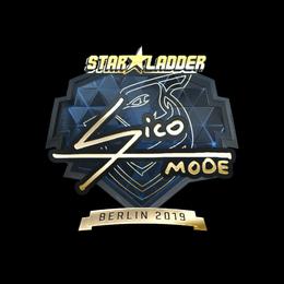 Sico (Gold) | Berlin 2019