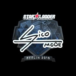 Sico (Foil)   Berlin 2019