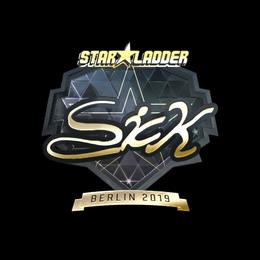 SicK (Gold) | Berlin 2019
