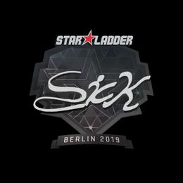 SicK | Berlin 2019
