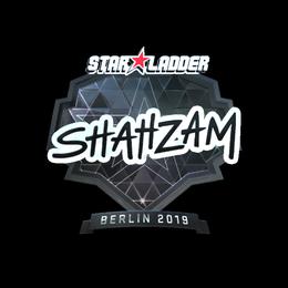 ShahZaM (Foil) | Berlin 2019