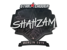 Sticker | ShahZaM | Berlin 2019