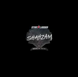 Sticker | ShahZaM | Berlin 2019