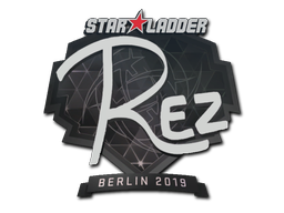 Sticker | REZ | Berlin 2019