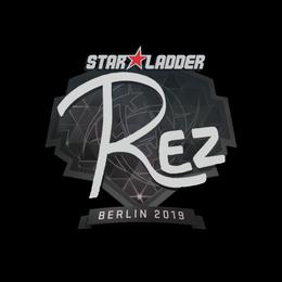 REZ | Berlin 2019