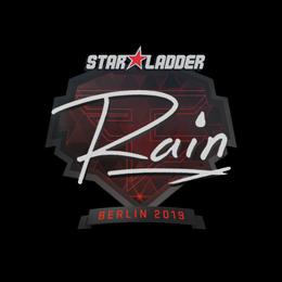 rain | Berlin 2019