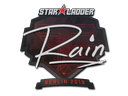 Sticker | rain | Berlin 2019