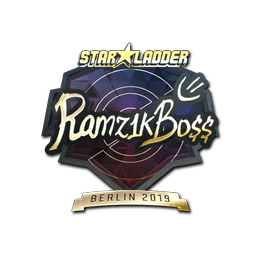 Ramz1kBO$$ (Gold) | Berlin 2019
