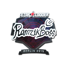 Ramz1kBO$$ (Foil) | Berlin 2019