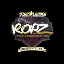 ropz (Gold) | Berlin 2019