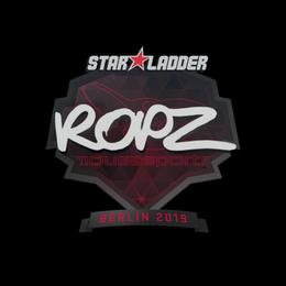ropz | Berlin 2019