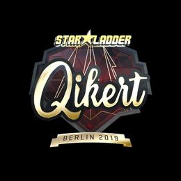 qikert (Gold) | Berlin 2019