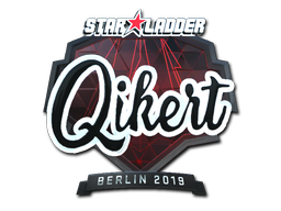 Sticker | qikert (Foil) | Berlin 2019