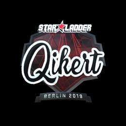 qikert (Foil) | Berlin 2019