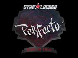Sticker | Perfecto | Berlin 2019