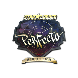 Perfecto (Gold) | Berlin 2019