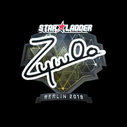 ZywOo (Foil) | Berlin 2019