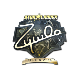 ZywOo (Gold) | Berlin 2019
