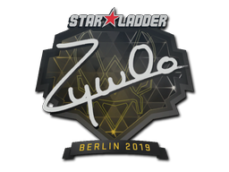 Sticker | ZywOo | Berlin 2019