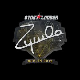 ZywOo | Berlin 2019