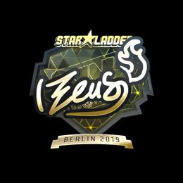 Zeus (Gold) | Berlin 2019