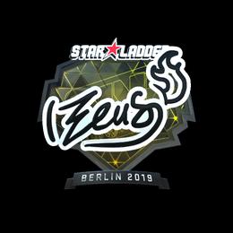 Zeus (Foil) | Berlin 2019