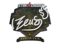 Sticker | Zeus | Berlin 2019