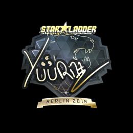 yuurih (Gold) | Berlin 2019