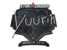 Наклейка | yuurih | Берлин 2019