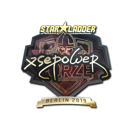 xsepower (Gold) | Berlin 2019