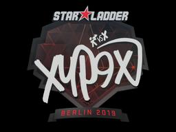 Наклейка | Xyp9x | Берлин 2019