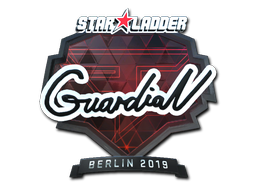 Sticker | GuardiaN (Foil) | Berlin 2019