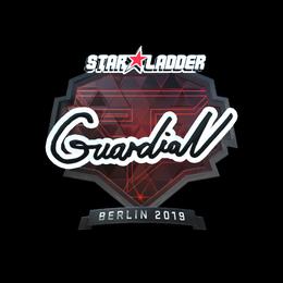GuardiaN (Foil)   Berlin 2019