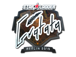 Sticker | Gratisfaction (Foil) | Berlin 2019