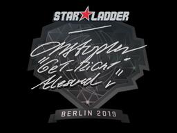 Наклейка | GeT_RiGhT | Берлин 2019