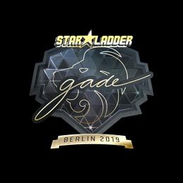 gade (Gold) | Berlin 2019