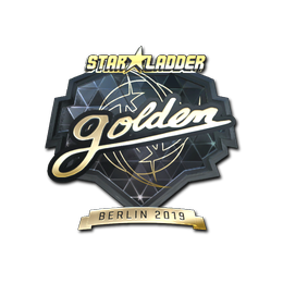 Golden (Gold) | Berlin 2019