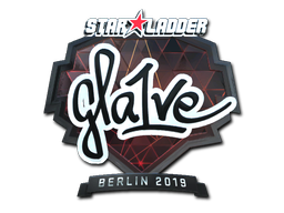 Sticker | gla1ve (Foil) | Berlin 2019