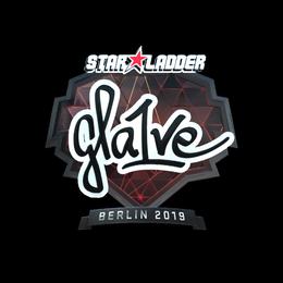 gla1ve (Foil)   Berlin 2019