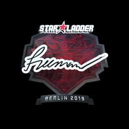 Freeman (Foil)   Berlin 2019
