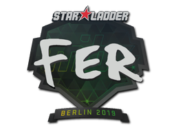 Sticker | fer | Berlin 2019