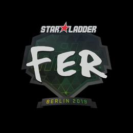 fer | Berlin 2019