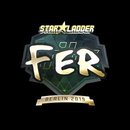 fer (Gold) | Berlin 2019