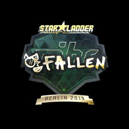 FalleN (Gold) | Berlin 2019